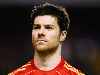 Xabi Alonso World Cup 2010 Football Wallpaper