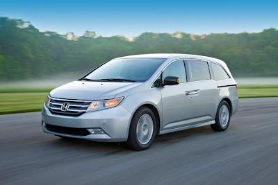 2011 Honda Odyssey Photos