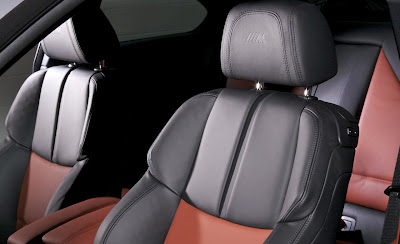 2011 BMW M3 Frozen Gray Coupe Front Seats View