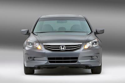 2011 Honda Accord Sedan Front View
