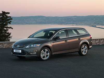 2011 Ford Mondeo Luxury Cars