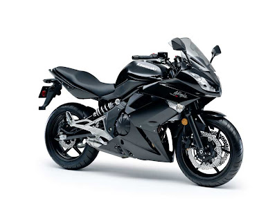 2011 Kawasaki Ninja 400R Black Edition