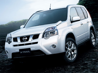 2011 Nissan X-Trail First Look