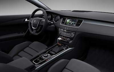 2011 Peugeot 508 Interior