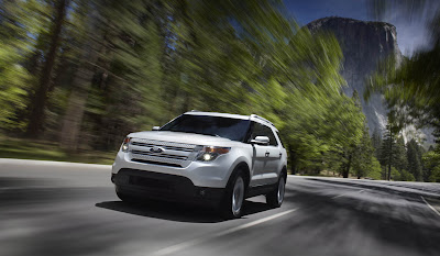 2011 Ford Explorer Images