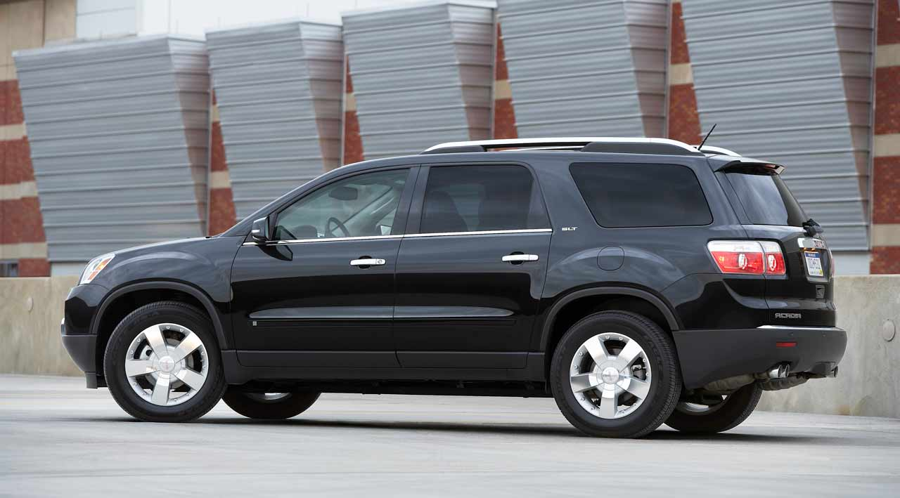 Best Cars Modification 2010 Gmc Acadia Pictures