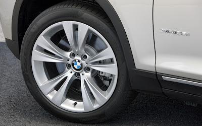 2011 BMW X3 Wheels