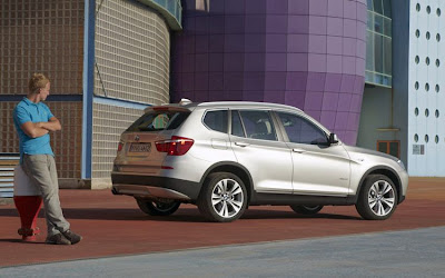 2011 BMW X3 Car Images