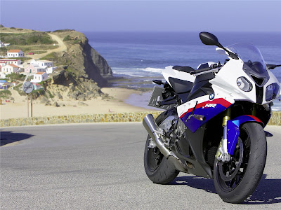 2011 BMW S1000RR Superbike