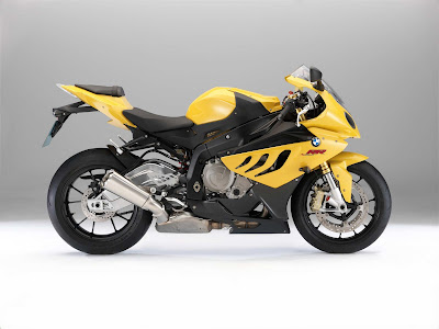 2011 BMW S1000RR Unveiled