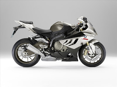 2011 BMW S1000RR Metallic Black Series