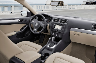 2011 Volkswagen Jetta Interior View