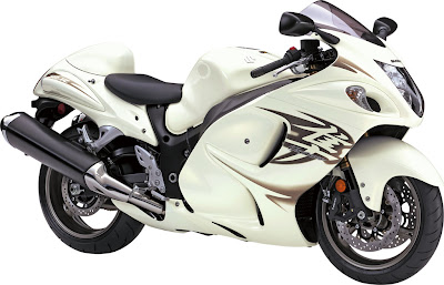 2011 Suzuki Hayabusa Sportbike