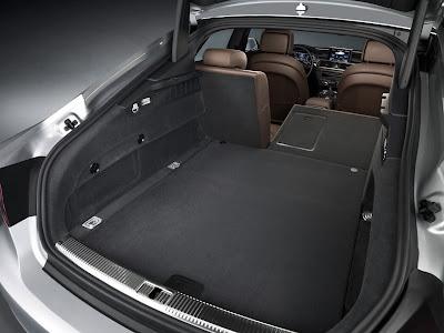 Audi A7 Sportback. 2011 Audi A7 Sportback