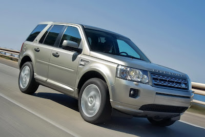 2011 Land Rover Freelander 2 Picture