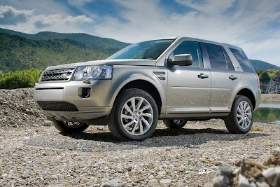 2011 Land Rover Freelander 2 Photos
