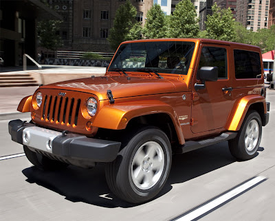 2011 Jeep Wrangler First Look