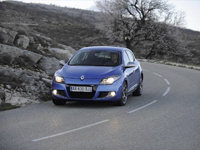 2011 Renault Megane GT First Look