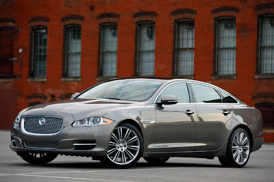 2011 Jaguar XJL Photos