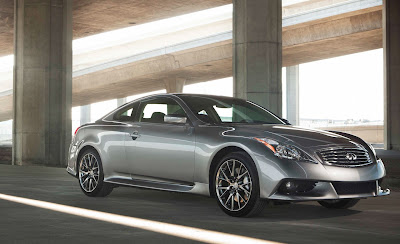 2011 Infiniti IPL G Coupe Exotic Sports Car