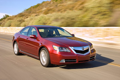 2010 Acura RL First Drive