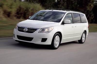 2010 Volkswagen Routan Road Test