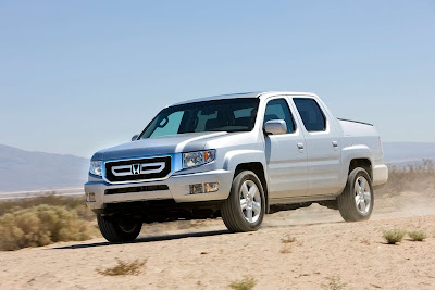 2011 Honda Ridgeline Road Test