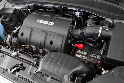 2011 Honda Ridgeline Car Engine