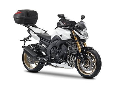 2011 Yamaha FZ8 Motorcycle