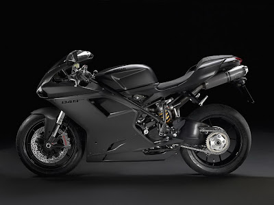 2011 Ducati 848 EVO Black Series
