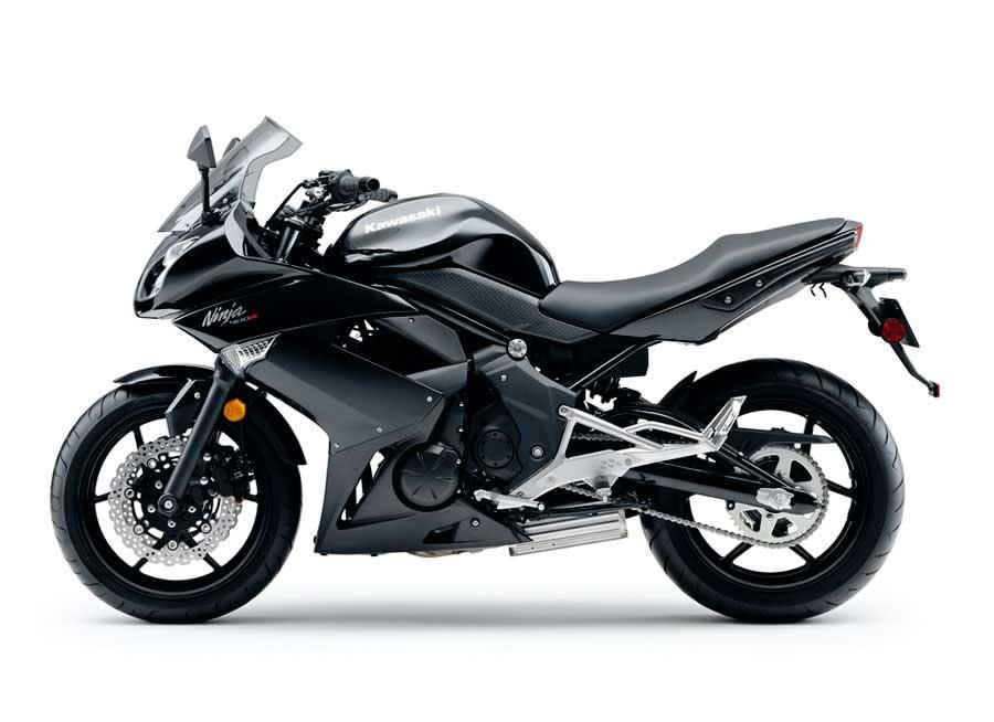 Kawasaki Ninja Rr 2011. 2011 Kawasaki Ninja 400R Black