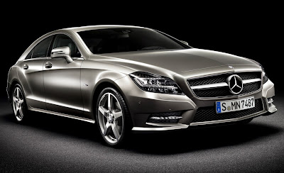 2012 Mercedes-Benz CLS First Image