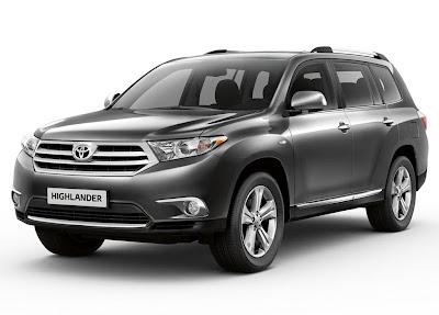 2011 Toyota Highlander Images