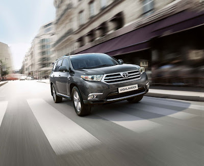 2011 Toyota Highlander Car Picture