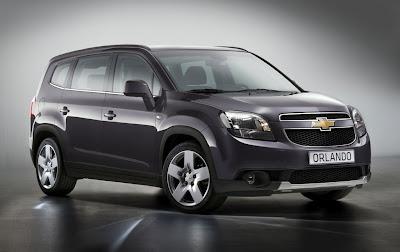 2011 Chevrolet Orlando Images