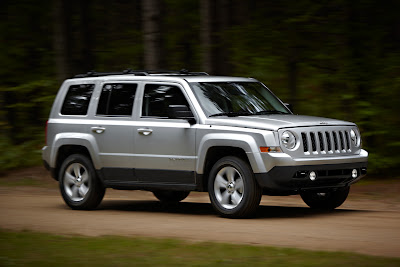 2011 Jeep Patriot Images