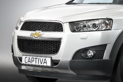 2011 Chevrolet Captiva Details