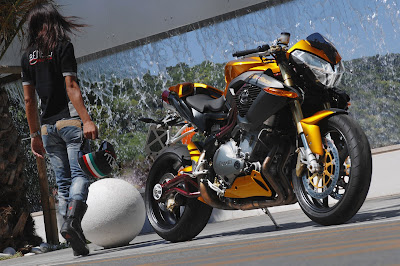2010 Benelli Cafe Racer 1130 Sportbike