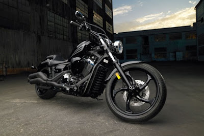 2011 Yamaha Stryker First Look