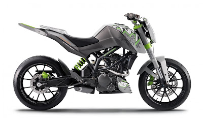 2011 KTM 125 Duke Launched