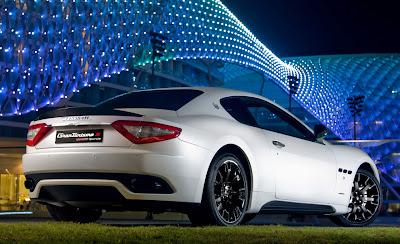 2011 Maserati GranTurismo MC Stradale Luxury Sports Car