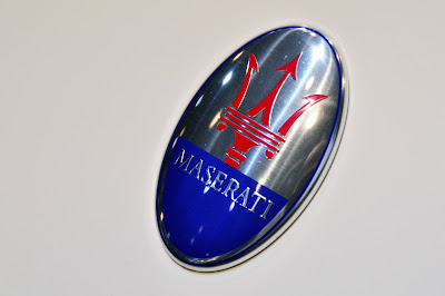 2011 Maserati GranTurismo MC Stradale Badge