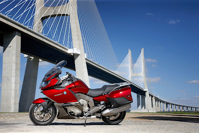 2011 BMW K1600GT Motorcycles