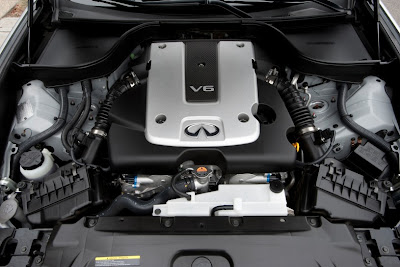2011 Infiniti G25 Sedan Car Engine