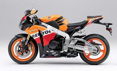 2011 Honda CBR1000RR Images