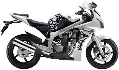 Motor Trade Honda CBR 250 RR Sportbike
