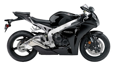 2011 Honda CBR1000RR Official Pictures