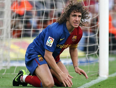 Puyol Wallpaper on Galleries Player Football  Carles Puyol Barcelona Football Players