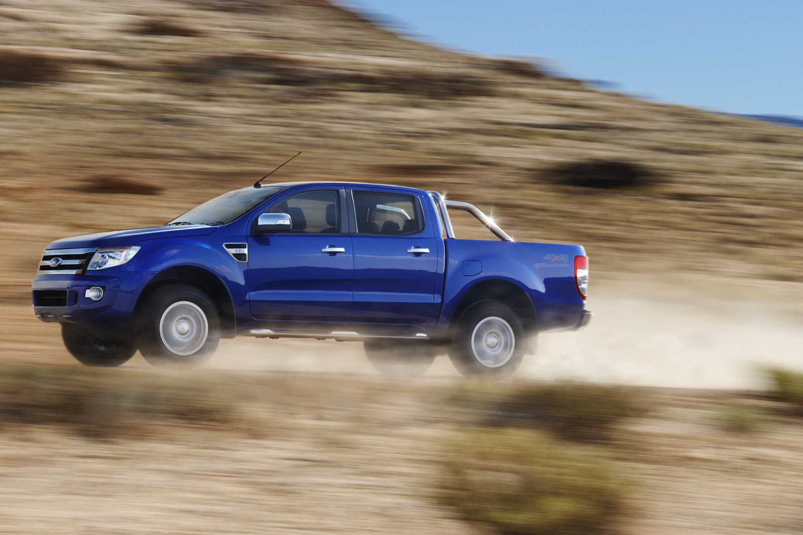 Hybrid Cars Gallery  2011 Ford Ranger First Look