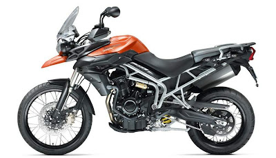 2011 Triumph Tiger 800XC Pictures